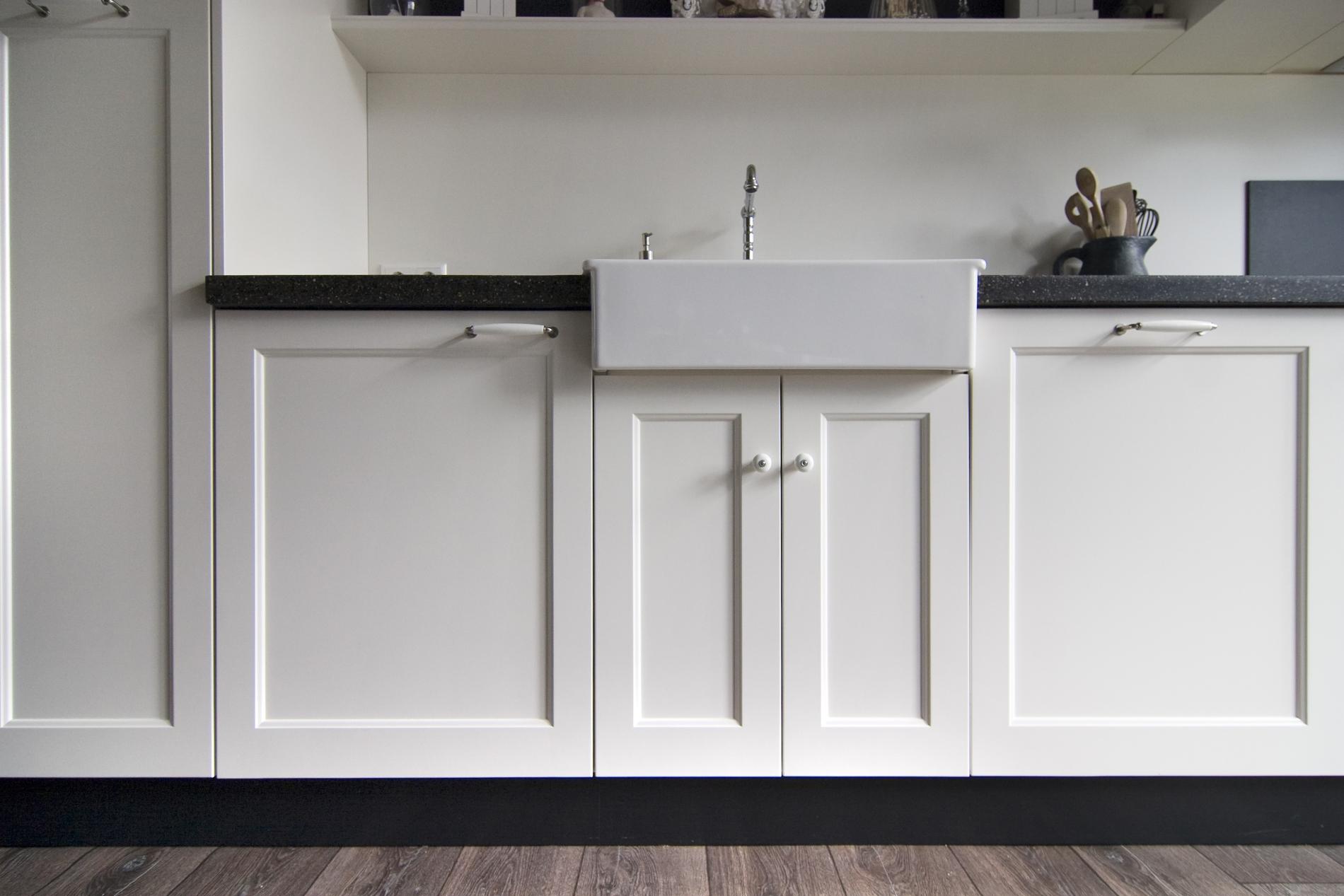Klassieke keuken hop interieurs